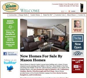 masonhomes website