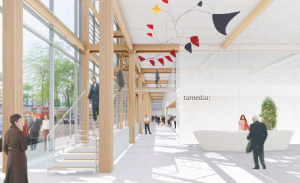 Tamedia building