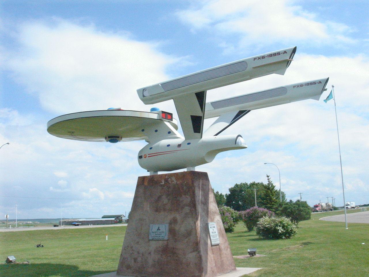 Vulcan Alberta Enterprise Replica