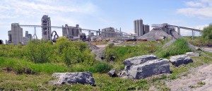 4 - Panaramic photo of St Mary Cement - Bowmanville Plant