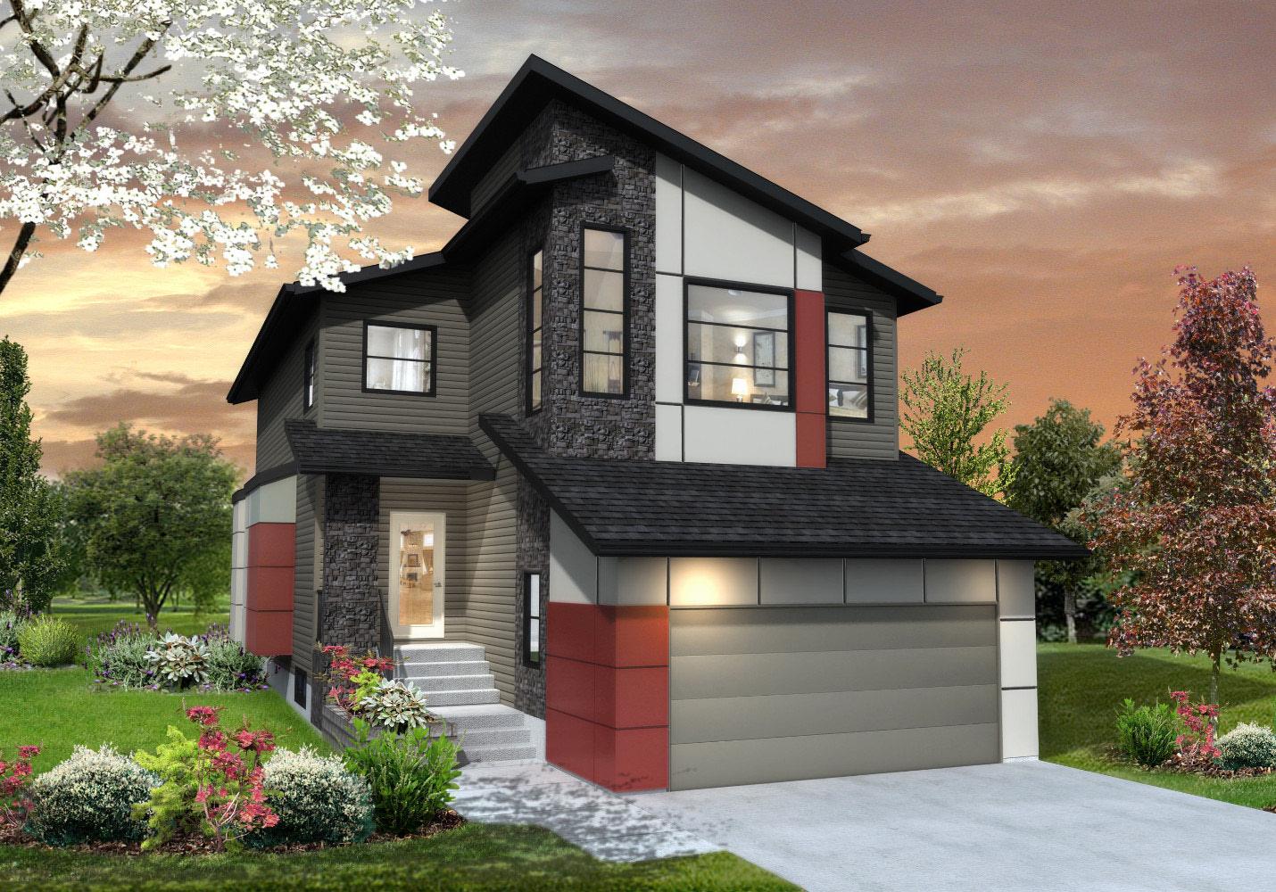 Built Green bedrock homes