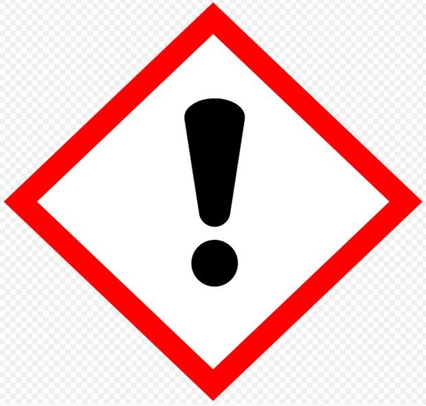 Hazardous substance pictogram