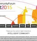 Intelligent Communities Forum website