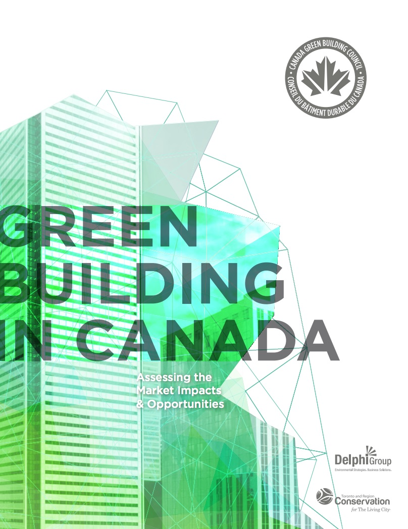 green building in canada report