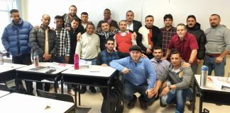 red river college class