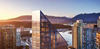 PortLiving tall wood hybrid tower
