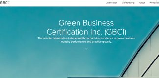 GBCI website