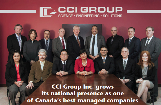 Cci group inc grows with national presence as one of for Cci montreal