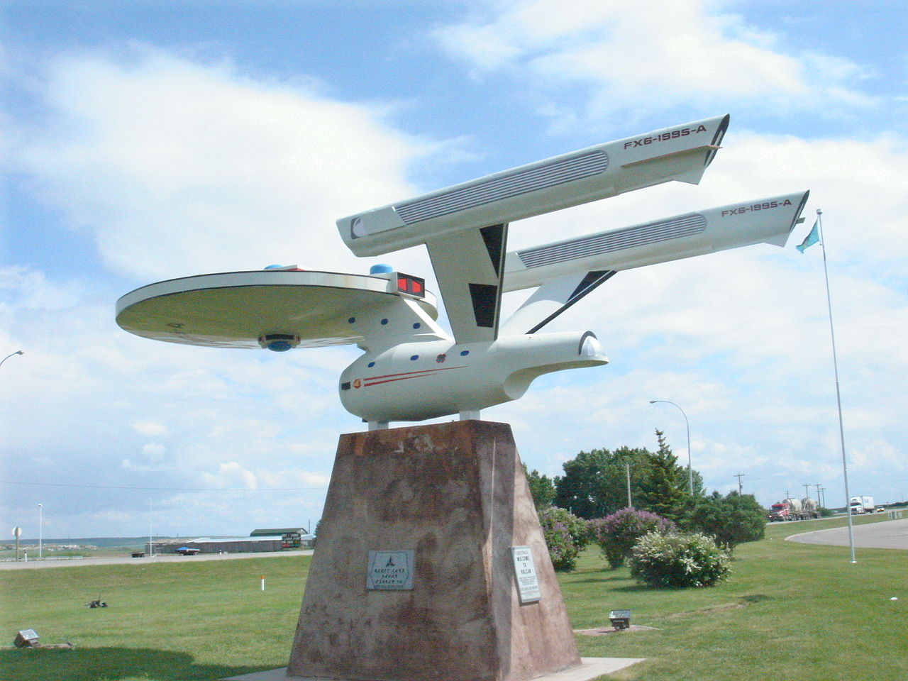 Vulcan Alberta Enterprise Replica