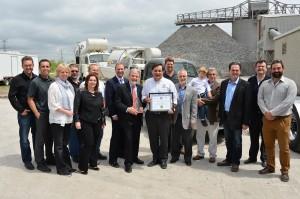 3 - St Marys Cement Plant E=MC2 team