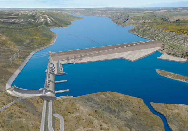 site c clean energy