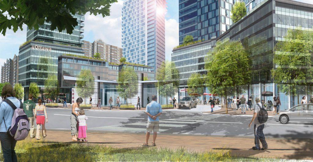 University of Ottawa master plan