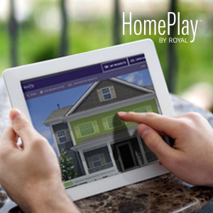 Royal Building Products HomePlay