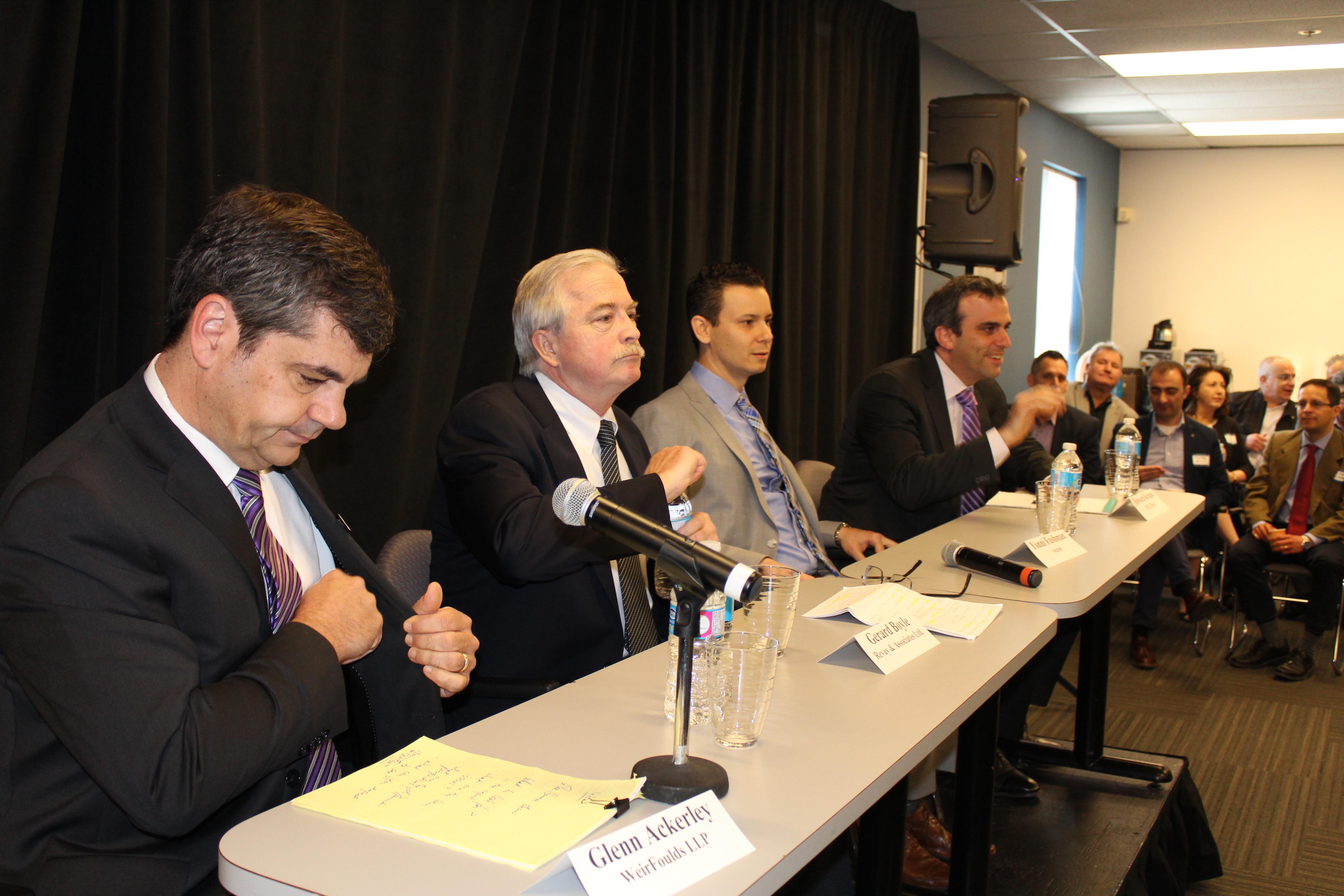 TCA members day panel