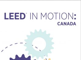 LEED in motion