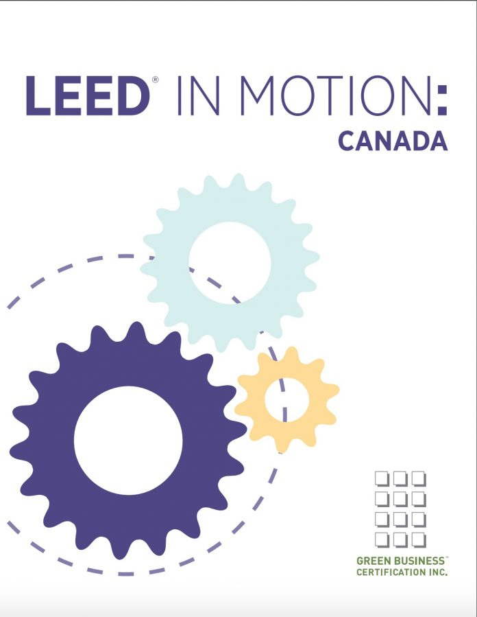 LEED in motion