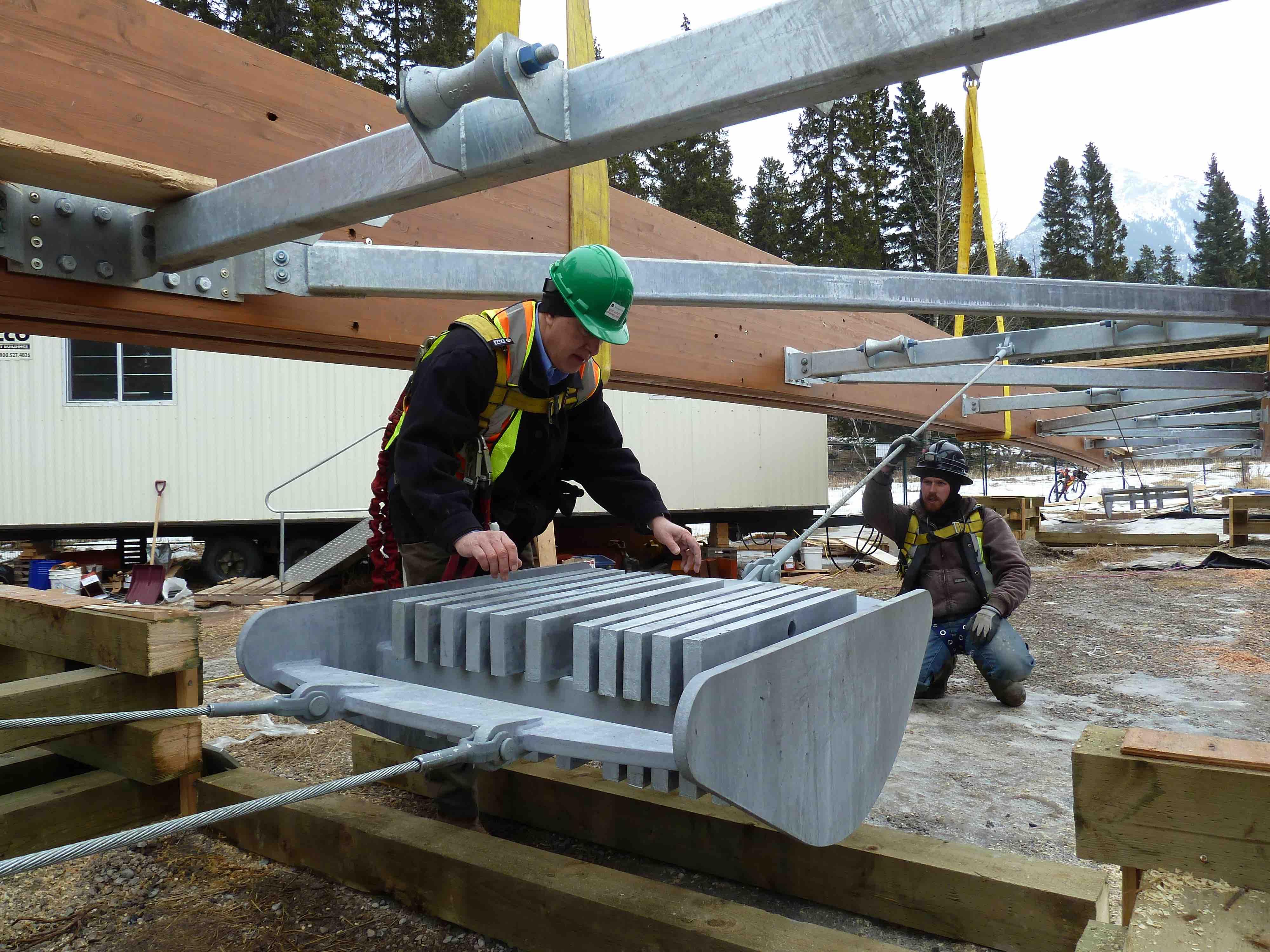 Cdbi Recognizes Structurecraft For Banff Bow River