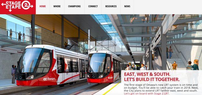 Ottawa LRT stage 2