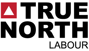 True North Labour logo
