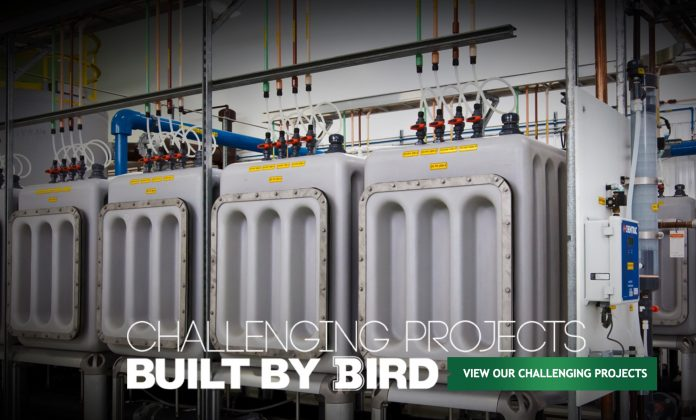 bird construction website