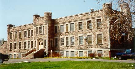 thunder bay prison