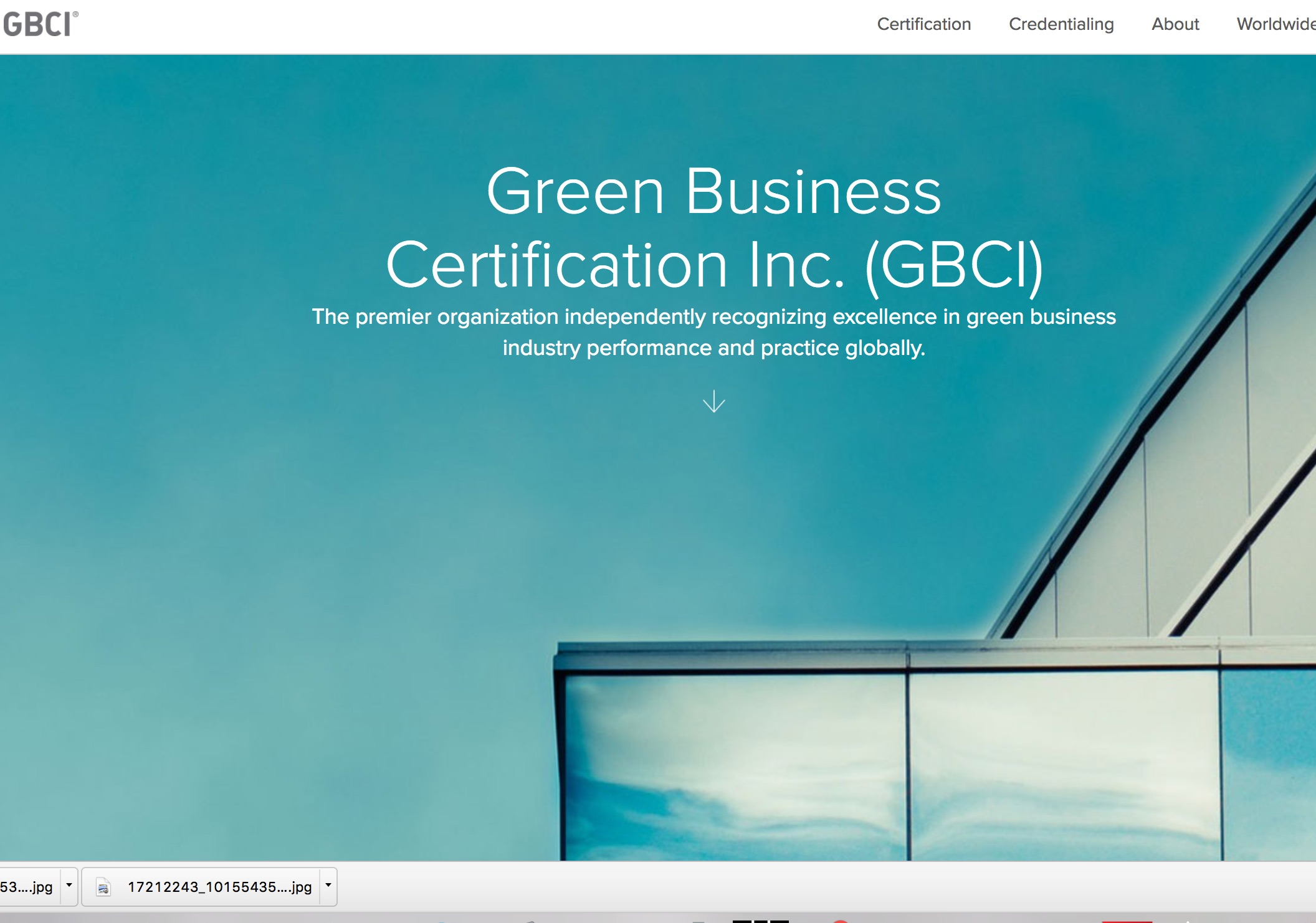 Canada Green Building Council And Green Business Certification Inc