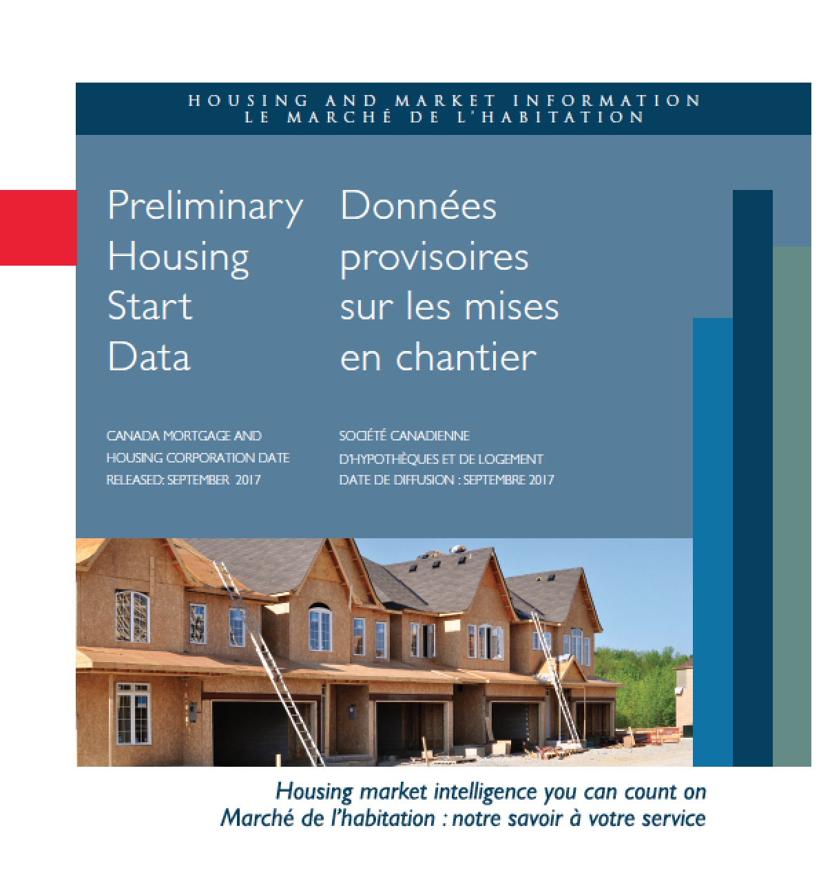Canadian Apartments: Canadian Housing Starts Trend Increased In August: CMHC