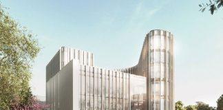 Nicol building rendering carleton university