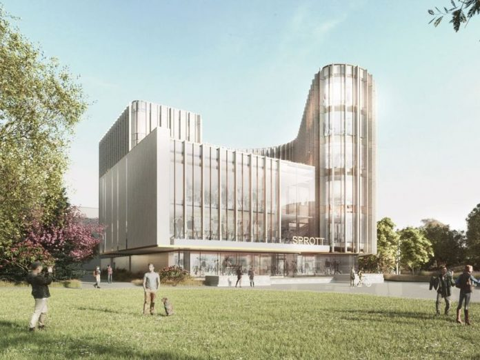 Nicol building rendering carleton university