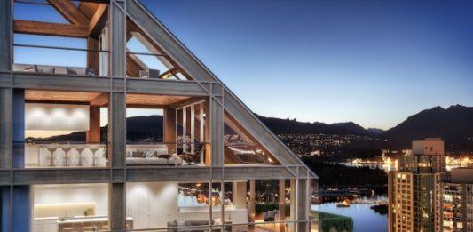 Rendering for Terrace House (Port Living)
