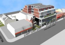 mixed-use project on Parliament St.