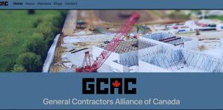 GCAC website