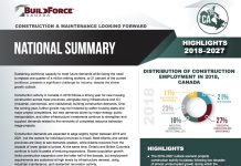 buildforce national summary