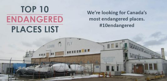 national trust endangered places