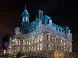 Montreal's City Hall