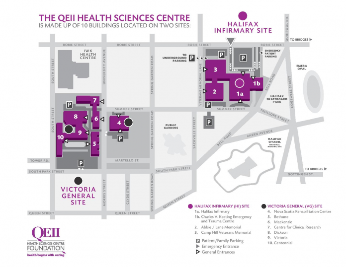 QE2 health sciences centre
