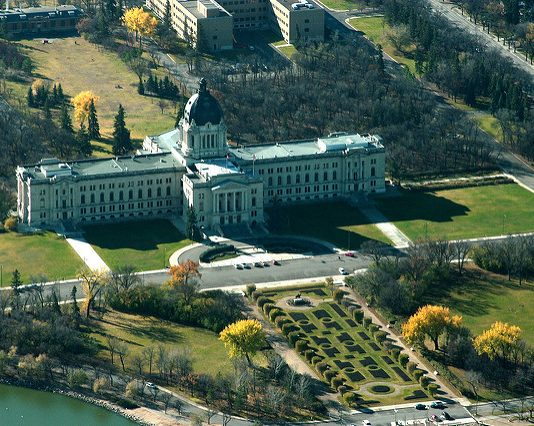 sask legislature