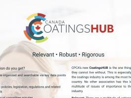 cpca canada coatings hub