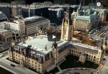 time lapse parliament hill