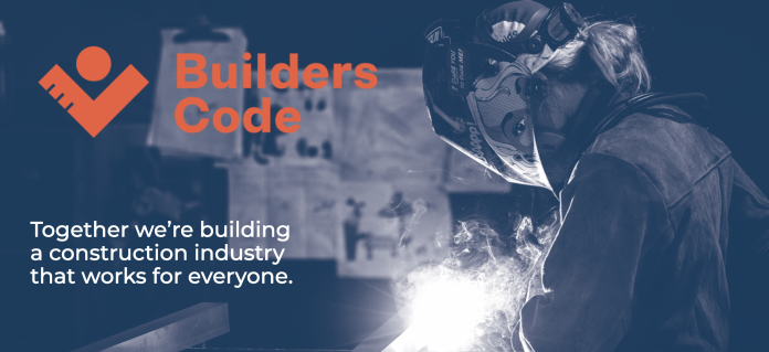 BC Builders Code website