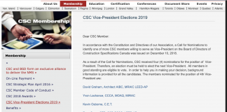 csc voting