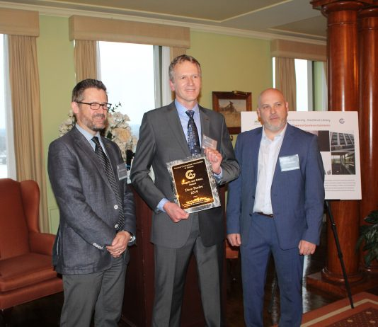 gcao integirty ethics award