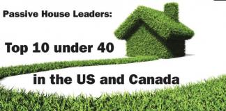passive house 10 under 40