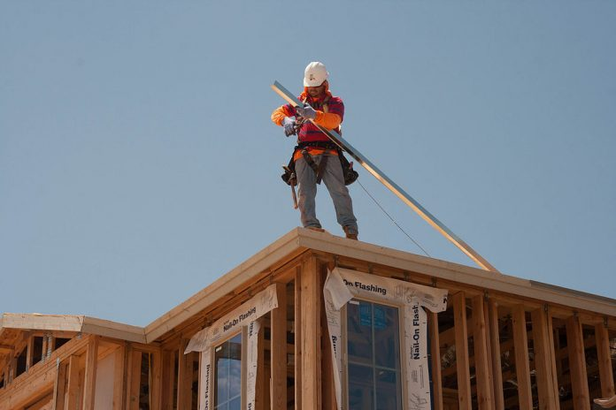 roofing worker