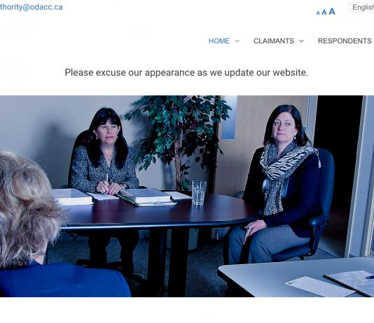 odacc website